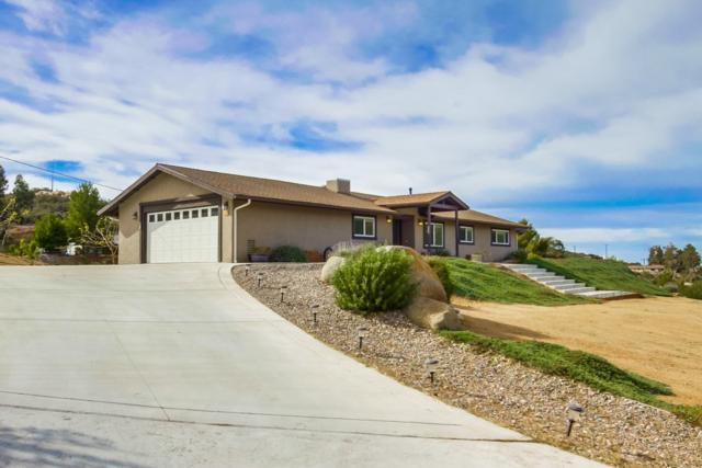 1512 Casa De Roca Way, Alpine, CA 91901 (#180049839) :: Welcome to San Diego Real Estate