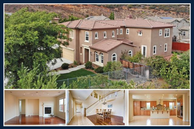 1254 Holmgrove Dr, San Marcos, CA 92078 (#180049847) :: Heller The Home Seller