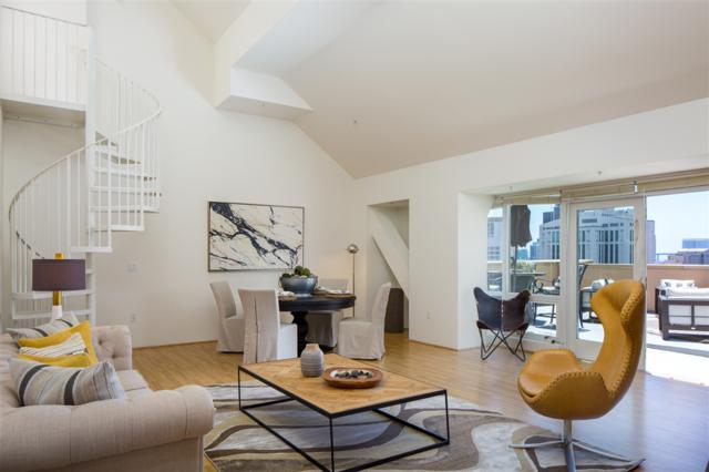 350 W Ash Street #1208, San Diego, CA 92101 (#180050007) :: eXp Realty of California Inc.