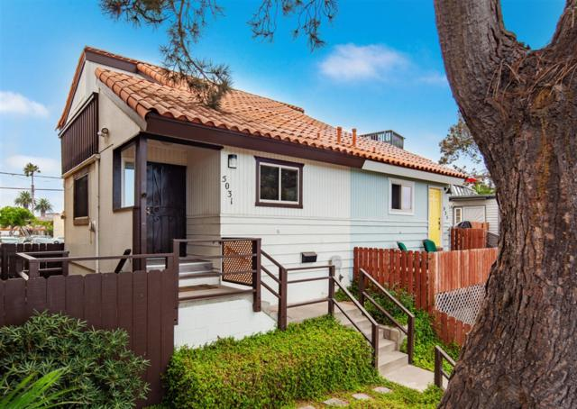 5031 W Point Loma Blvd, San Diego, CA 92107 (#180050598) :: Heller The Home Seller