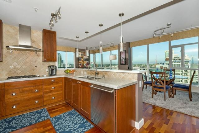 325 7th Ave #2301, San Diego, CA 92101 (#180050616) :: Keller Williams - Triolo Realty Group