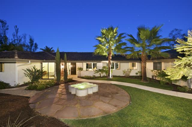 15962 Via Del Alba, Rancho Santa Fe, CA 92067 (#180051045) :: Douglas Elliman - Ruth Pugh Group