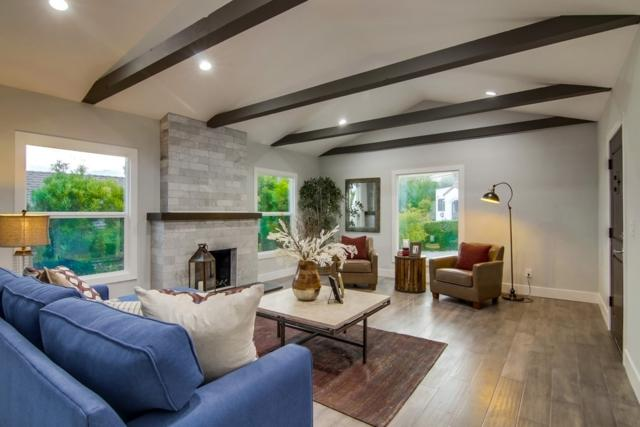 3911 Clark St, San Diego, CA 92103 (#180051253) :: Neuman & Neuman Real Estate Inc.