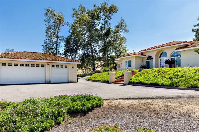 3879 Ladera Vista Rd, Fallbrook, CA 92028 (#180051304) :: Keller Williams - Triolo Realty Group