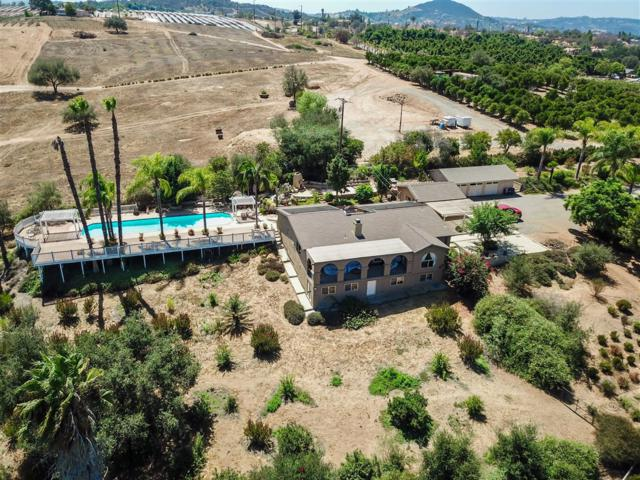 30811 Mesa Crest Rd, Valley Center, CA 92082 (#180051524) :: The Yarbrough Group
