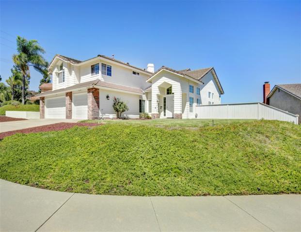17192 Carranza Dr, San Diego, CA 92127 (#180051950) :: Farland Realty