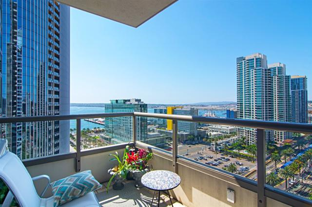 700 W E Street #1904, San Diego, CA 92101 (#180052009) :: Heller The Home Seller