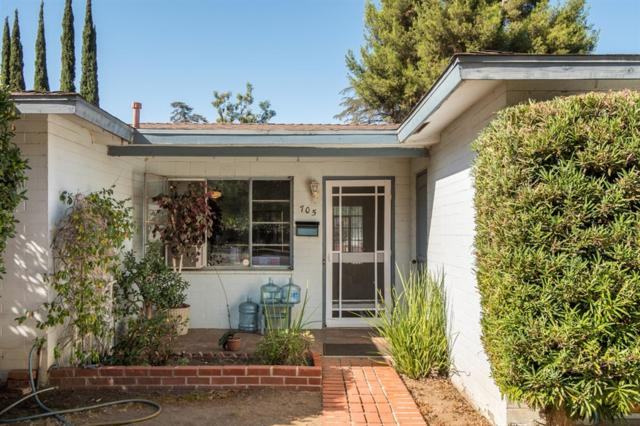 705 S Juniper St, Escondido, CA 92025 (#180052240) :: Coldwell Banker Residential Brokerage