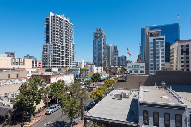 445 Island Avenue #619, San Diego, CA 92101 (#180052577) :: Keller Williams - Triolo Realty Group