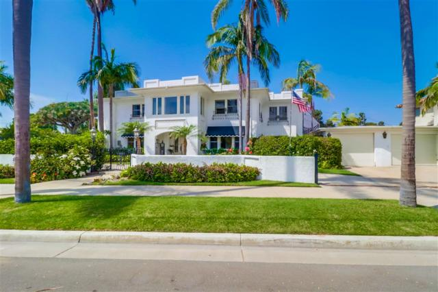 848 Glorietta Blvd, Coronado, CA 92118 (#180052664) :: The Yarbrough Group