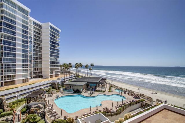1830 Avenida Del Mundo #601, Coronado, CA 92118 (#180052912) :: The Yarbrough Group