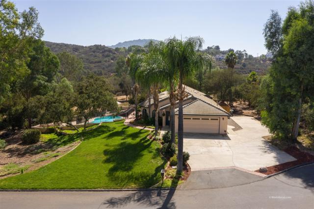 16515 Shady Oaks Drive, Ramona, CA 92065 (#180053143) :: Impact Real Estate