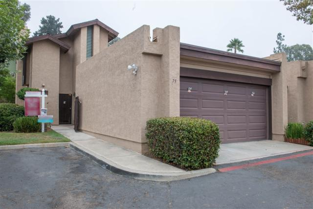 140 E El Norte Pkwy #75, Escondido, CA 92026 (#180053488) :: Heller The Home Seller