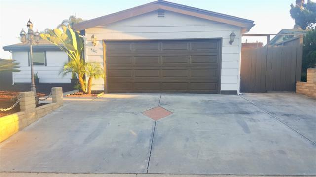 480 Tamarack St, Chula Vista, CA 91911 (#180053687) :: Keller Williams - Triolo Realty Group