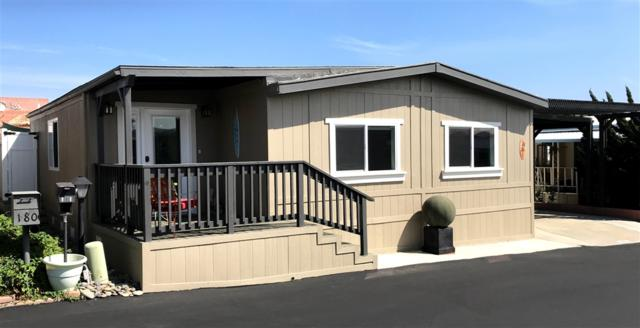 181 Horizon Ln #181, Oceanside, CA 92056 (#180054296) :: Keller Williams - Triolo Realty Group
