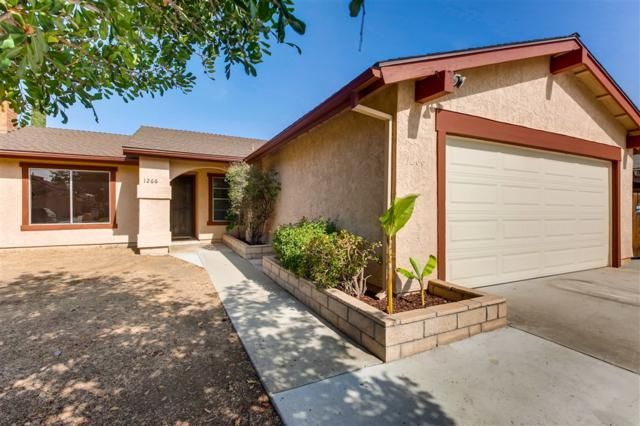 1266 Pearl Avenue, Escondido, CA 92027 (#180054335) :: The Yarbrough Group