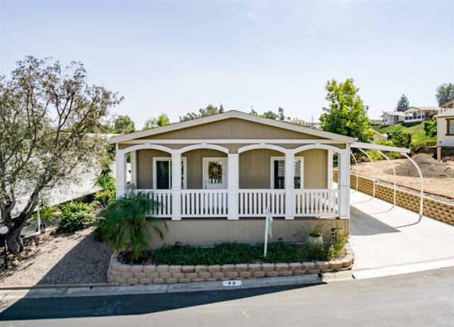525 W El Norte Pkwy. #89, Escondido, CA 92026 (#180054673) :: Heller The Home Seller