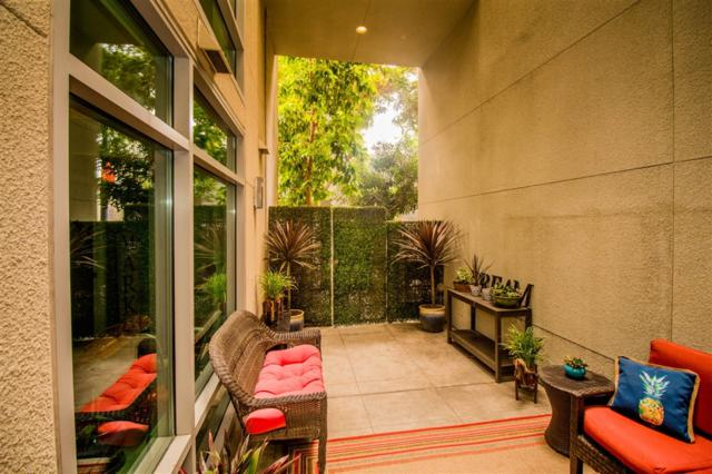425 W Beech Street #101, San Diego, CA 92101 (#180055135) :: Welcome to San Diego Real Estate
