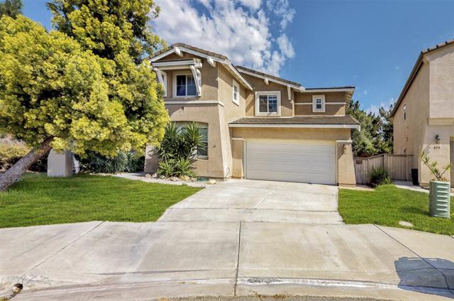 851 Bryce Canyon, Chula Vista, CA 91914 (#180056260) :: Keller Williams - Triolo Realty Group