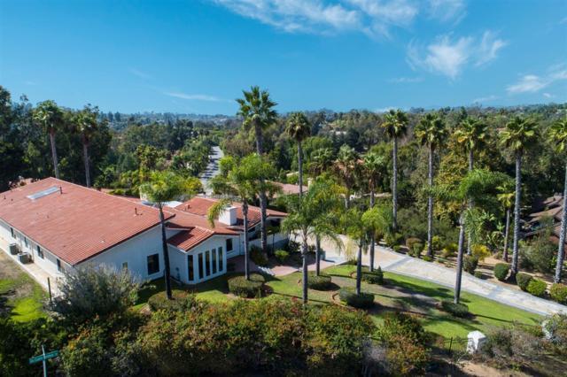 17214 Via Cuatro Caminos, Rancho Santa Fe, CA 92067 (#180056425) :: Coldwell Banker Residential Brokerage