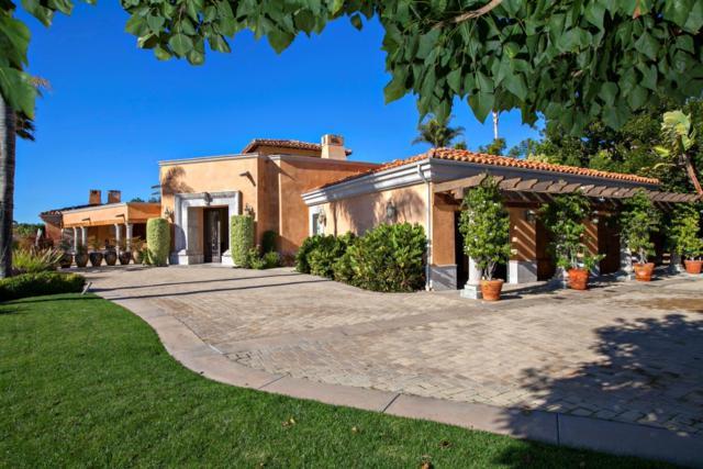 14808 Las Mananas, Rancho Santa Fe, CA 92067 (#180056428) :: The Yarbrough Group