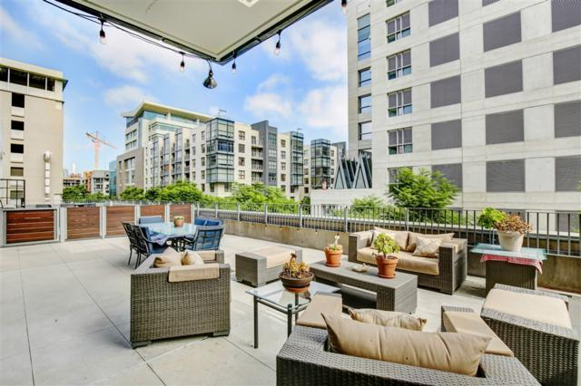 350 11Th Ave #431, San Diego, CA 92101 (#180056897) :: Whissel Realty