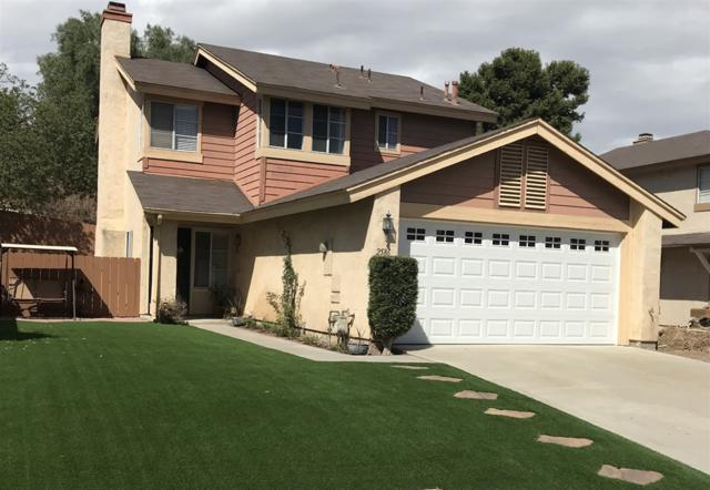 2586 Manzana Way, San Diego, CA 92139 (#180057156) :: Keller Williams - Triolo Realty Group