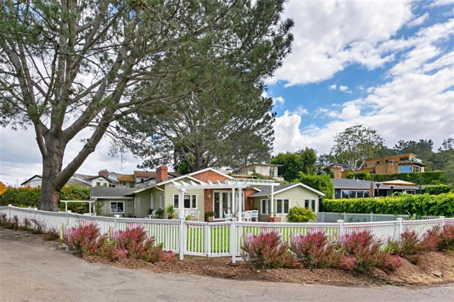 2065 Balboa Ave., Del Mar, CA 92014 (#180057377) :: Coldwell Banker Residential Brokerage