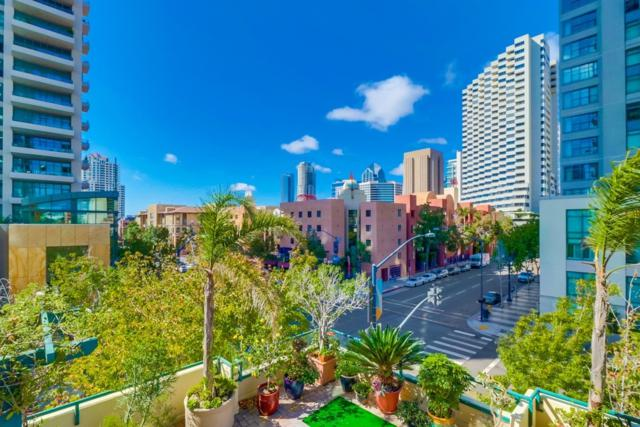 555 Front Street #405, San Diego, CA 92101 (#180057390) :: KRC Realty Services