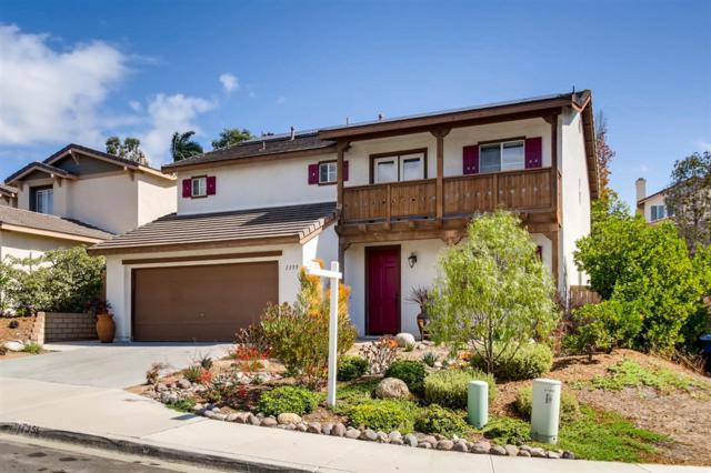 1355 Corte Bagalso, San Marcos, CA 92069 (#180057443) :: Coldwell Banker Residential Brokerage