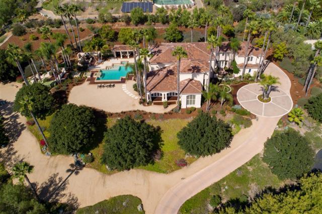 7345 Vista Rancho Ct., Rancho Santa Fe, CA 92067 (#180057463) :: Whissel Realty