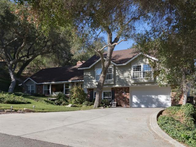 2918 Via Del Robles, Fallbrook, CA 92028 (#180057634) :: Heller The Home Seller