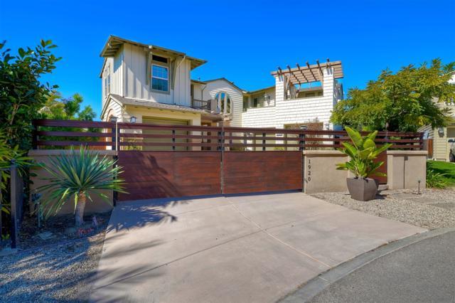 1920 Paxton Way, Encinitas, CA 92024 (#180058701) :: Heller The Home Seller