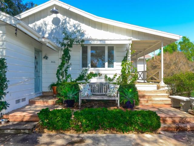 966 W 2nd, Escondido, CA 92025 (#180058787) :: Ascent Real Estate, Inc.