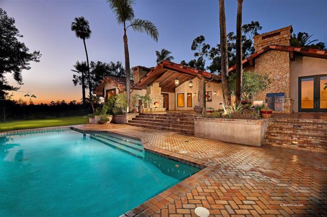 17140 El Mirador, Rancho Santa Fe, CA 92067 (#180060402) :: Heller The Home Seller