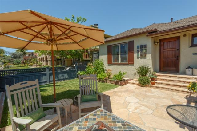 2244 Fort Stockton Dr, San Diego, CA 92103 (#180060539) :: Keller Williams - Triolo Realty Group
