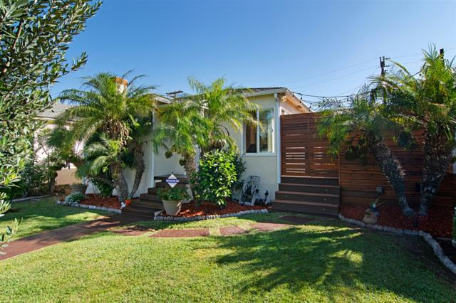 1857 Mendota St, San Diego, CA 92106 (#180061014) :: Keller Williams - Triolo Realty Group