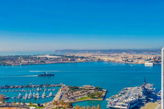 700 W E #4102, San Diego, CA 92101 (#180061493) :: Ascent Real Estate, Inc.