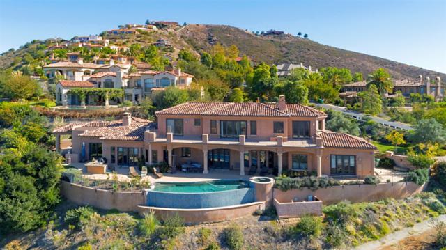 7708 Camino De Arriba, Rancho Santa Fe, CA 92067 (#180062706) :: Keller Williams - Triolo Realty Group