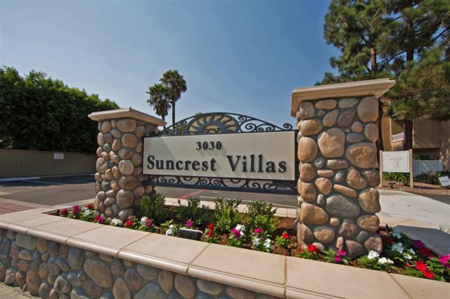 3030 Suncrest Dr #205, San Diego, CA 92116 (#180063157) :: KRC Realty Services