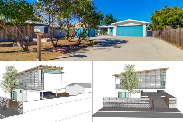 2320-2322 Etiwanda Street, San Diego, CA 92107 (#180063755) :: KRC Realty Services