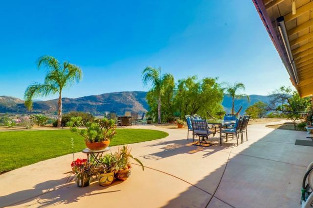 10039 El Capitan Real Road, El Cajon, CA 92021 (#180063944) :: Whissel Realty