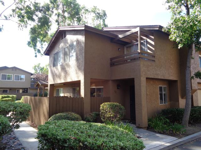 7447 Fortuna Vista #32, Santee, CA 92071 (#180064008) :: Ascent Real Estate, Inc.