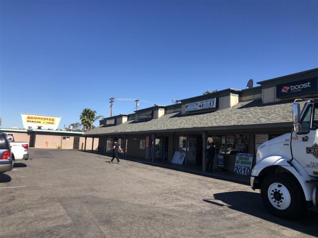 403,421-427,435 N Santa Fe Ave, Vista, CA 92084 (#180064433) :: Allison James Estates and Homes