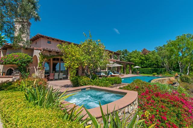 18380 Calle La Serra, Rancho Santa Fe, CA 92091 (#180065154) :: The Yarbrough Group