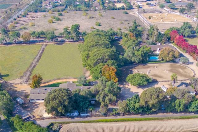 16215 Via De Santa Fe, Rancho Santa Fe, CA 92067 (#180065220) :: Be True Real Estate