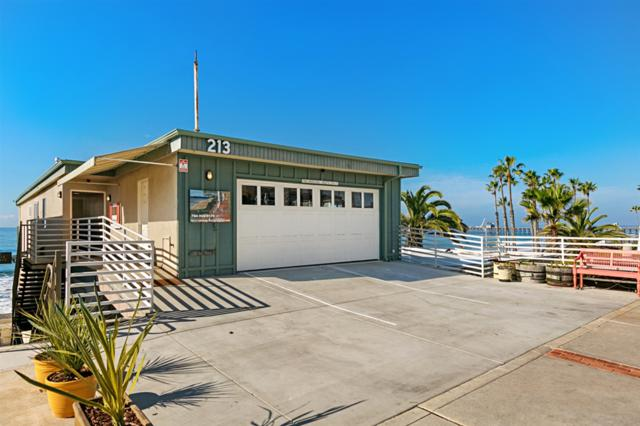 213 S Pacific E,F, Oceanside, CA 92054 (#180065334) :: Whissel Realty