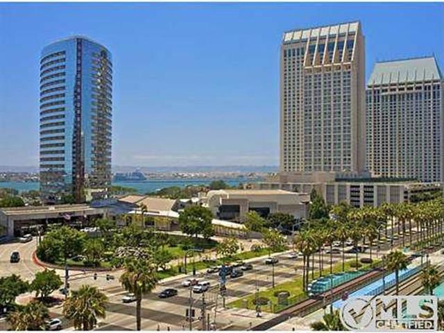 100 Harbor Drive #904, San Diego, CA 92101 (#180065879) :: Keller Williams - Triolo Realty Group