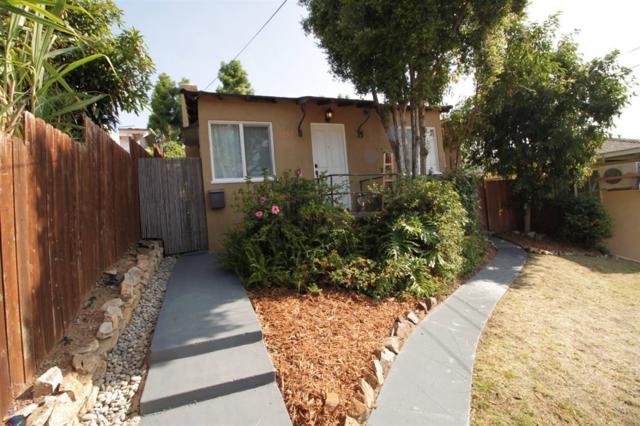 2742-44 Treat Street, San Diego, CA 92102 (#180067597) :: The Yarbrough Group