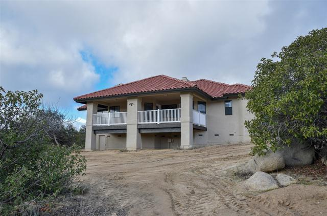 1883 Marc Trl, Campo, CA 91906 (#190000404) :: Welcome to San Diego Real Estate